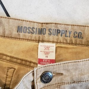 Mossimo Supply Co. Jeans - Crop Jeans